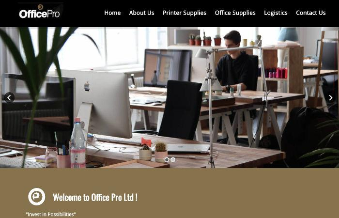 Officepro Ltd