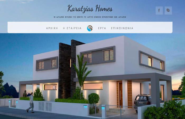 Karatzias Homes